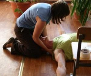 Как оказать помощь при отеке легких