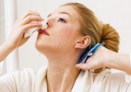 Частые носовые кровотечения и их причины.